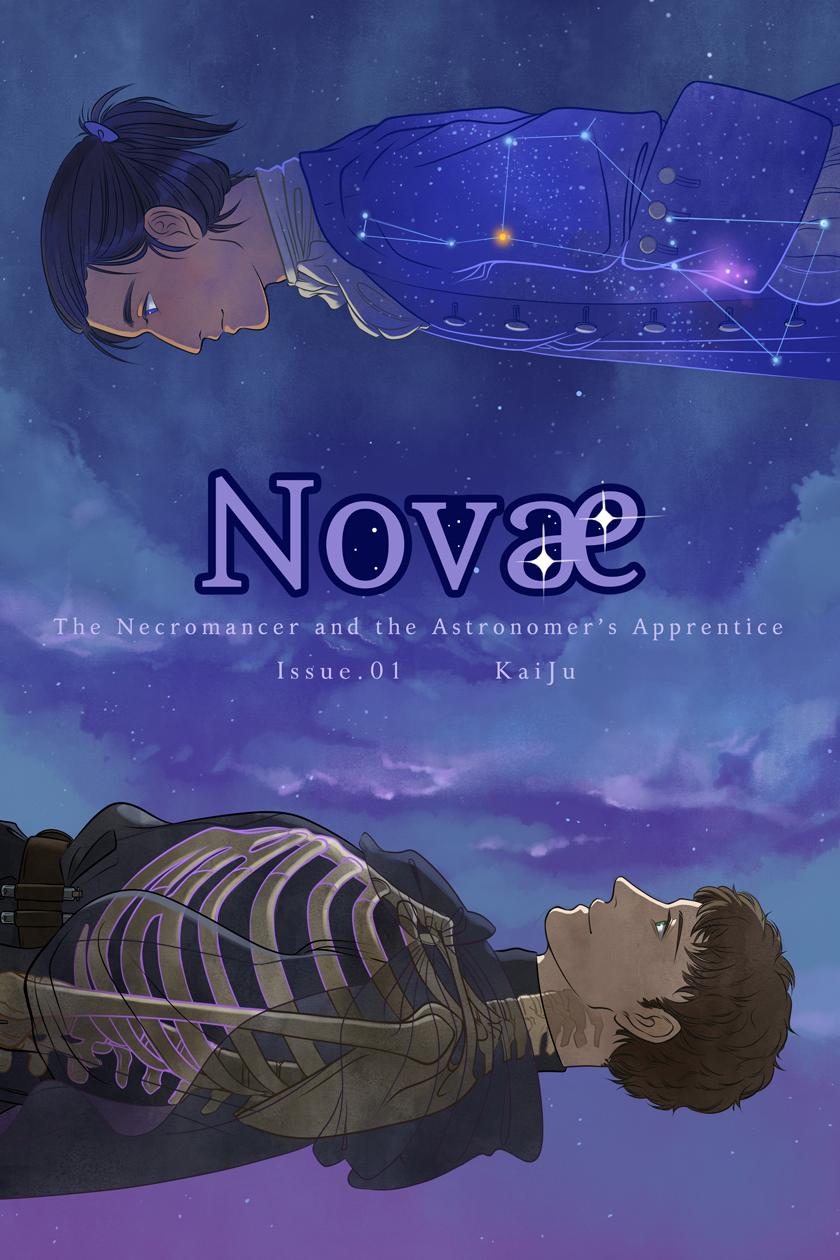 Novae - Novae Chap 1 Cover